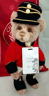 SPECIAL OFFER! Charlie Bears Isabelle Mohair HANS Musical No 127/350 RRP £210