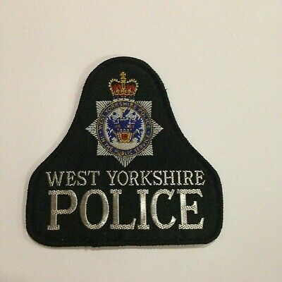 Collectable UK Police Patches
