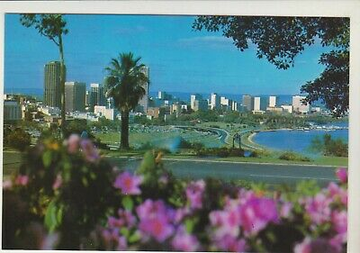 From King's Park Skyline Of Western Australia Nationalview Postcard