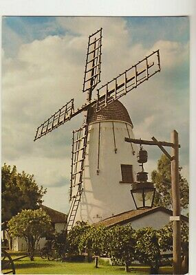 The Old Mill South Perth Western Australia Nationalview Postcard