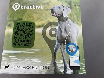 Tractive Dog GPS Tracker – Lightweight Waterproof Device With Unlimited Range