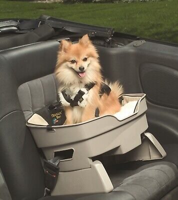 Travelin' Dog Pet Booster Seat for the Car - for small to medium dogs