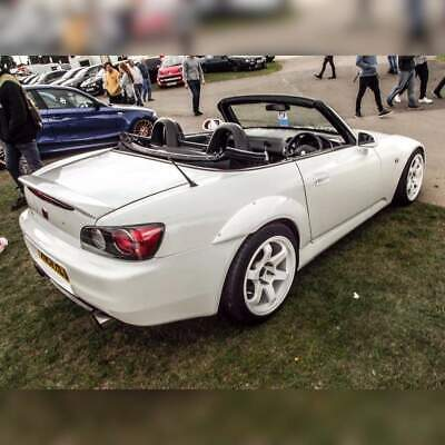 Honda S2000 AP1 Grand Prix White Resprayed