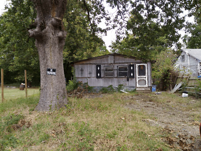 No Reserve! 3 Poss Homes/House 0.67 Acres Land for Sale Cheap Deal Arkansas NR