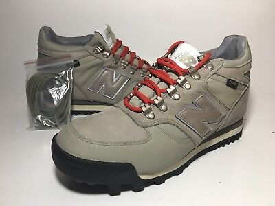 7355ab5f9dc50 New Balance Rainier Remastered Gore Tex Hiking Boots Size 7 HLRAINBE $180