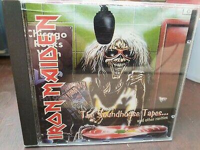Iron Maiden - The Soundhouse Tapes And Other Rarities Cd. Boxed, Free Uk Post!