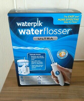 Waterpik Water Flosser Ultra Product No: Wp- 120 Uk