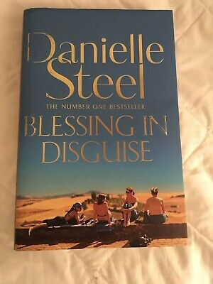Daielle Steel Hard Back Book. Blessing In Disguise.