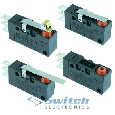 Waterproof Microswitch SPDT 10A IP67 Micro Switch