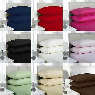 Comfy Nights Luxury Range Of  Egyptian Cotton 200 Thread Count Sheets All Sizes