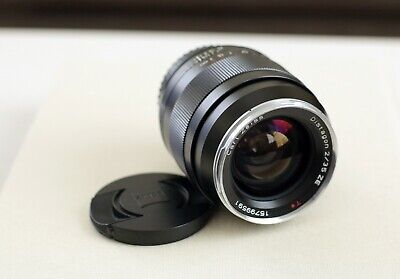 ZEISS Distagon T 35mm f/2 MF ZE Lens For Canon