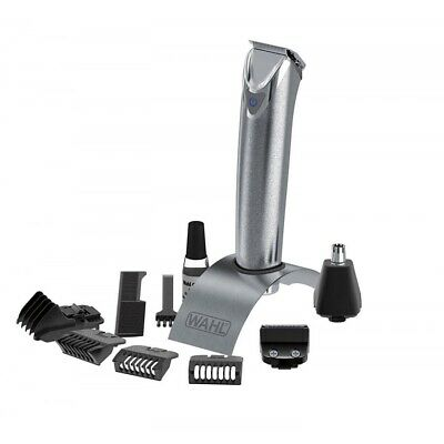 Wahl Stainless Steel 9818-116 Lithium Ion+ Acier Inoxydable