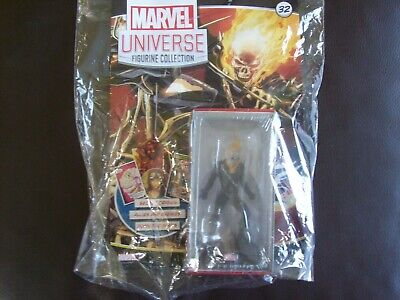 Panini Marvel Universe Figurine Collection # 32 Ghost Rider