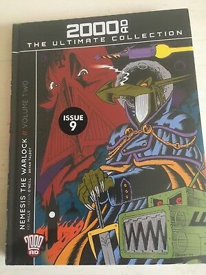 Nemesis the Warlock & Judge Dread NEW Sealed 2000AD Ultimate Collection 9 & 10