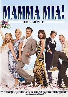 Mamma Mia! The Movie (DVD) *DISC ONLY*