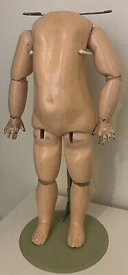 LARGE ANTIQUE FRENCH JUMEAU BODY 50cm LOVELY CONDITION
