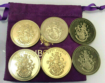 Liberty Of London Gift Card Coins £300 NO EXPIRY Authentic Balenciaga Mulberry