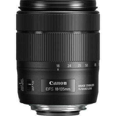 Canon EF-S 18-135mm F3.5-5.6 IS STM Lens FREE NEXT DAY SPECIAL DELIVERY-UK