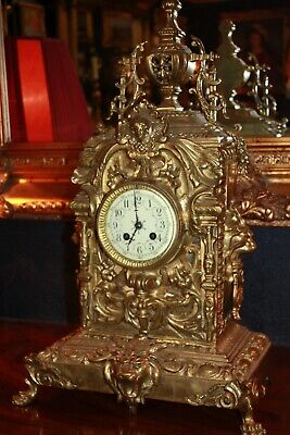 Stunning Antique Clock