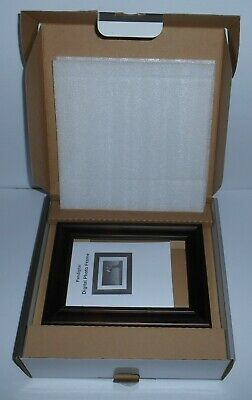 """Pantouch by Pandigital 7"""" LCD Digital Photo Frame 8000 Images PAN7056W01T New"""