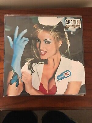 RARE Blink-182 Enema Of The State Limited Edition Individually Numbered Vinyl LP