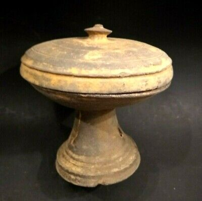 Ancient Korean Kobae Vessel - KOREA - Silla Dynasty 500 to 700 AD