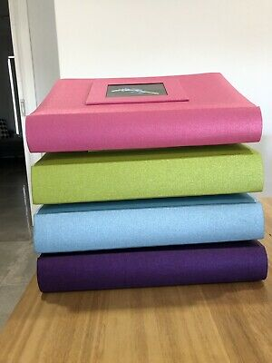 Photo Albums 300- Various colours available