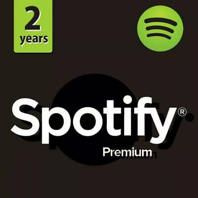 Spotify | 2 Year Premium | Upgrade | Lifetime Warranty | Fast Delivery