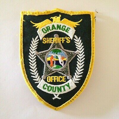 Collectable US Police Patches