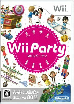 USED Wii Party Japan Import