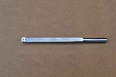 Carbide woodturning chisel, tool,12mm round ,shank only make your own handle.