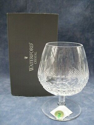 Genuine Waterford Crystal Colleen Brandy Balloon Glass Brand New Boxed