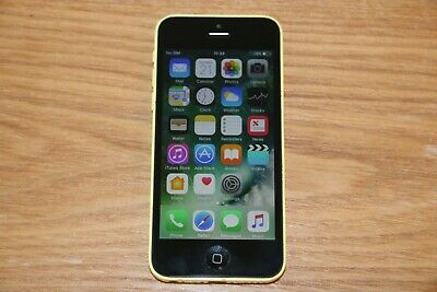 Apple iPhone 5c - 8GB - Yellow (EE) A1507 (GSM)