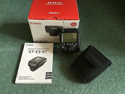 Canon St-E3-Rt Speedlite Speed Lite Transmitter