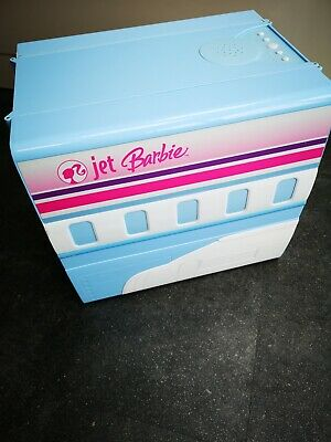 Vintage Barbie 2 in 1 Jet Plane Aeroplane / Cruise ship playset