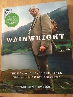 Wainwright: The Man Who Loved the Lakes by Wainwright, Martin Paperback Book The