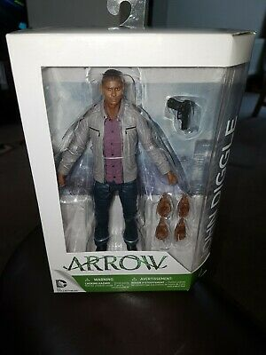 DC Collectibles Direct John Diggle Action Figure Arrow TV CW Series boxed sealed