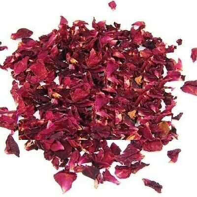 Dried Rose Petals Flower For Wedding Confetti, Celebrations 100% Edible