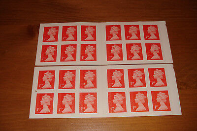 200 x 70p 1st FIRST 112 x 61p 2nd SECOND STAMPS NEW ORIGINAL PLUS FREE POSTAGE