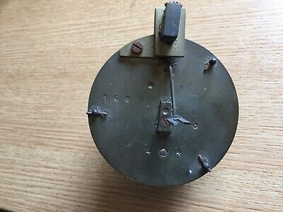 Antique French Clock Movement Dial Timepiece