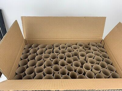 Lot Of 72 Toilet Paper Rolls For Arts And Crafts School Projects - Clean