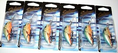 """Salmo Hornet #6 Sinking 2-1//2/"""" 1//2oz You Pick Color Qty NIP Discontinued"""