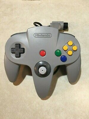 Original Official N64 Controller OEM Nintendo 64 Great Condition Tight Stick!