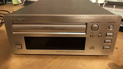 Teac Compact Disc Player PD-H300 Used But Fab Condition Full Working Order