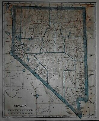 1924 RADIO STATION MAP Springfield VT VERMONT Laconia Chesham NH NEW HAMPSHIRE