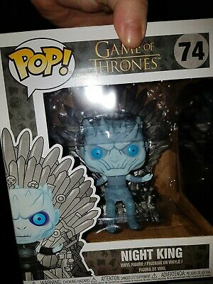 Funko Pop Game of Thrones #74 Knight King on Throne