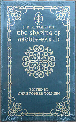 Easton Press  The Shaping of Middle-Earth by JRR Tolkien Brand New SEALED