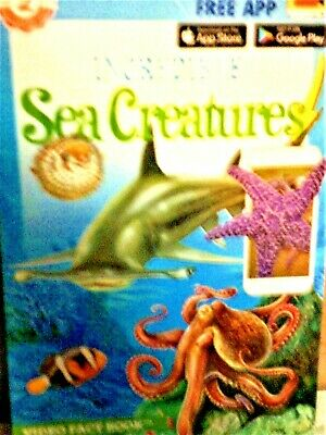 Incredible Sea Creatures  Video Fact Book--Download The Free App