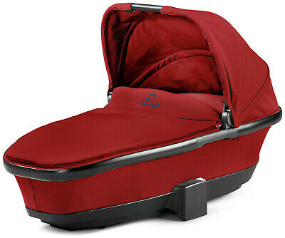 Quinny Foldable  Carrycot / Red Rumour/Black Frame