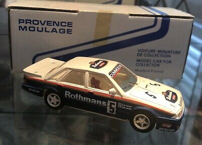 Provence Moulage Kit - Holden Commodore VL Rothmans Allan Moffat #5 - 1:43 Scale